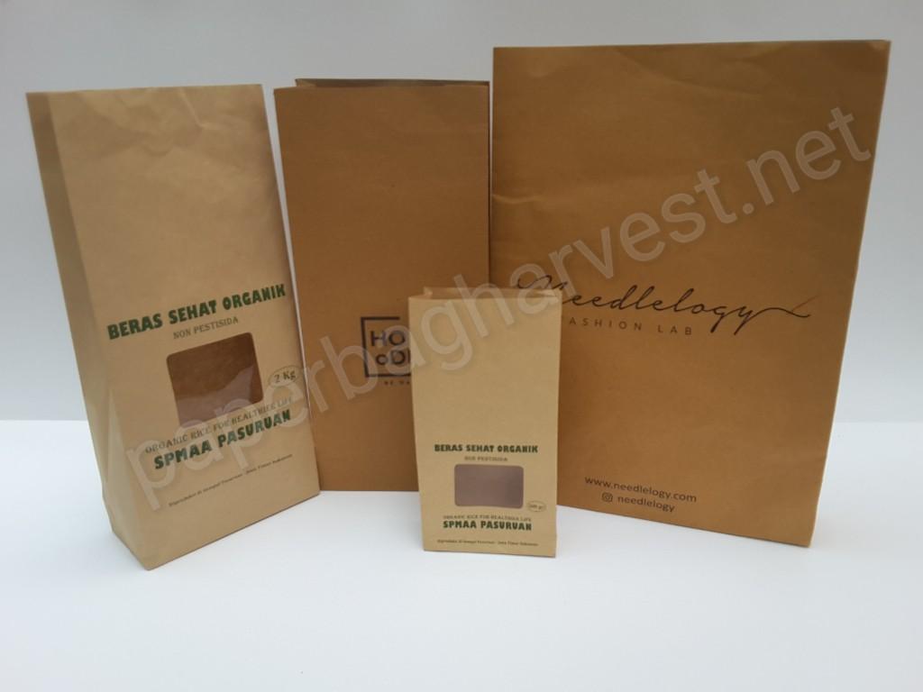 Craft Paper Bag Murah